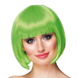 Peluca Cabaret Verde