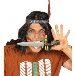 Cuchillo Indio 31 cm.