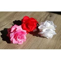 Rosa con Pinza Colores...