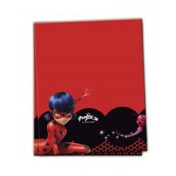 Mantel Plastico LadyBug 120X180 cm.