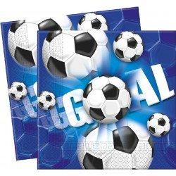 Servilletas de Futbol 20 un.