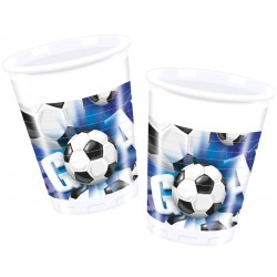 Vasos de Futbol 10 un.