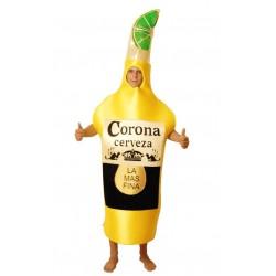 Disfraz de Botella de Cerveza Corona