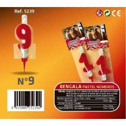 Bengala Pastel nº9