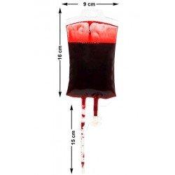 Bolsa Trasfusión de Sangre Hallowen