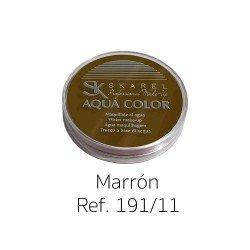 Aquacolor Marrón Skarel 12 gr.