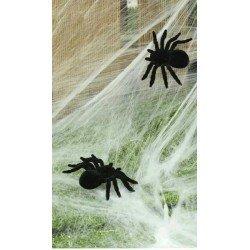 Arañas  para Decorar en Hallowen