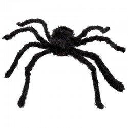 Araña Negra para Decoración...
