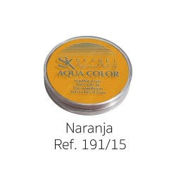 Aquacolor Naranja Skarel 15 gr.
