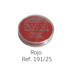 Aquacolor Rojo Skarel 12 gr.