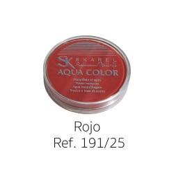 Aquacolor Rojo Skarel 15 gr.