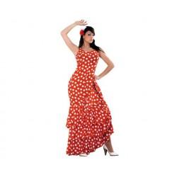 Disfraz de Flamenca Roja...