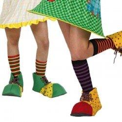 Zapatos de Payaso 35 cm. para hombre