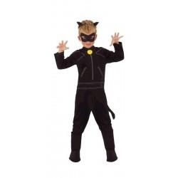 Disfraz de Cat Noir para niño