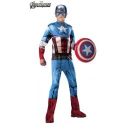 Disfraz de Capitan América...