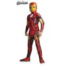 Disfraz de Iron Man...