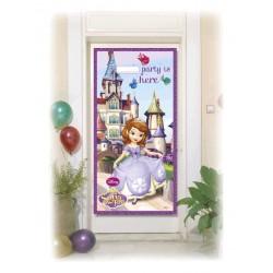 Poster Puerta Princesa Sofia