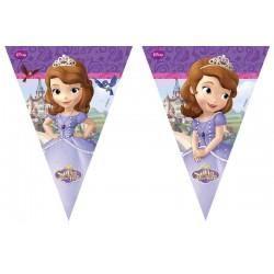 Banderas Triangulo Princesa Sofia