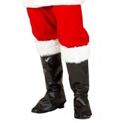 Cubrebotas de Papa Noel Adulto