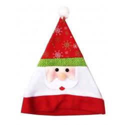 Gorro con la Cara de Papa Noel