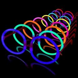 Gafas Luminosas Fluorescentes