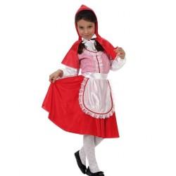 Disfraz de Caperucita Roja...