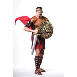 Disfraz de Gerrero Romano hombre