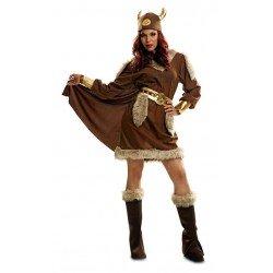 Disfraz de Vikinga