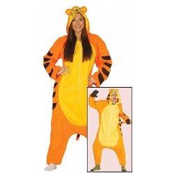 Disfraz de Tigre Mujer T.M