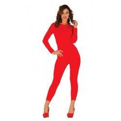 Maillot Rojo de Mujer