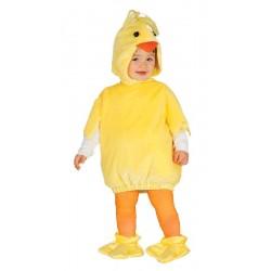 Disfraz de Pollito Baby