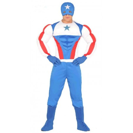 Disfraz Superheroe hombre