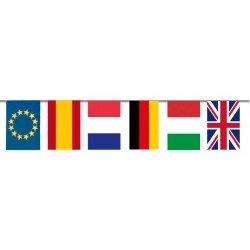 Banderin Internacional 50m.