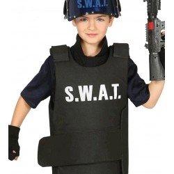 Chaleco S.W.A.T. para niños