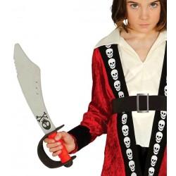 Espada de Pirata en Goma Eva