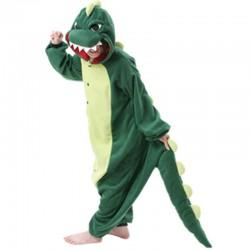 Disfraz de Dinosaurio Pijama Adulto