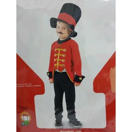 Disfraz de Presentador-Domador para Niño