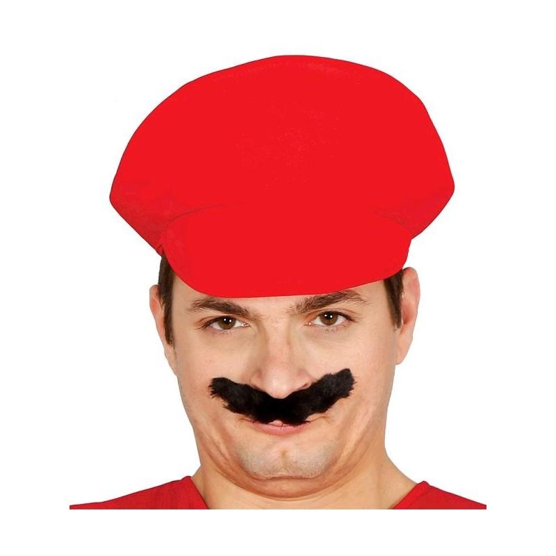 Gorra Fontanero Roja