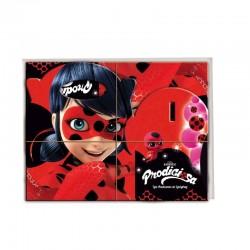 Cajitas de Ladybug 4 unid. en Bolsa