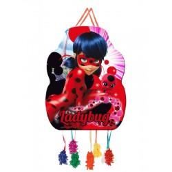 Piñata Ladybug Perfil
