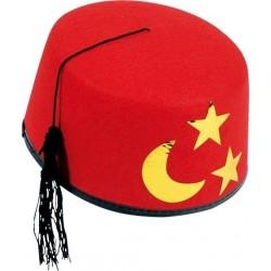 Sombrero Turco de Fieltro