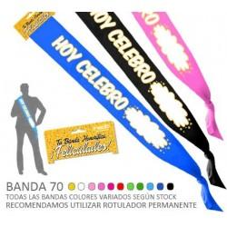 Banda 70 Hoy Celebro (escribe número)