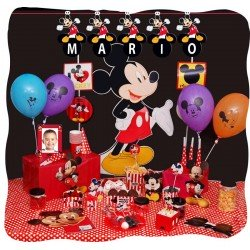 Pack Mesa de Dulce Mickey...