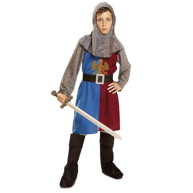 Disfraz de Caballero Medieval 5-6 años