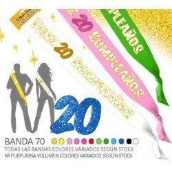 Banda Feliz 20 Cumpleaños...