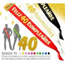 Banda Feliz 40 Cumpleaños...