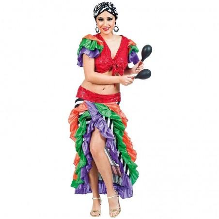 Disfraz de Brasileña Adulto