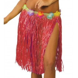 Falda Hawaiana Infantil...
