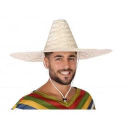 Sombrero de Mejicano color Paja