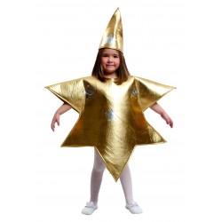 Disfraz de Estrella Dorada...